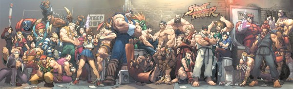 STREET FIGHTER STREET JAM by Alvin Lee