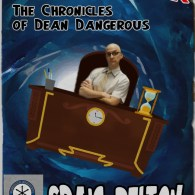 Time Desk The Chronicles Of Dean Dangerous - Community Art by Valerio Quartullo
