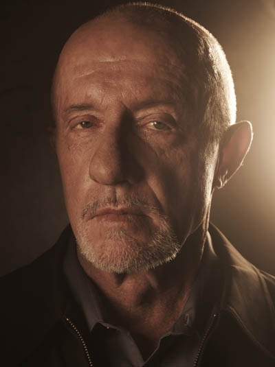 Breaking Bad Season 5 - Mike Ehrmantraut the Cleaner - Jonathan Banks