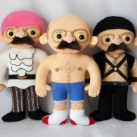 Tobias Funke: Pirate, Never Nude, and Leather Daddy Dolls