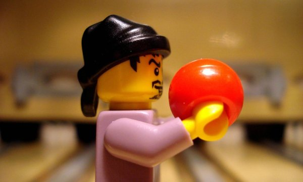 LEGO The Big Lebowski