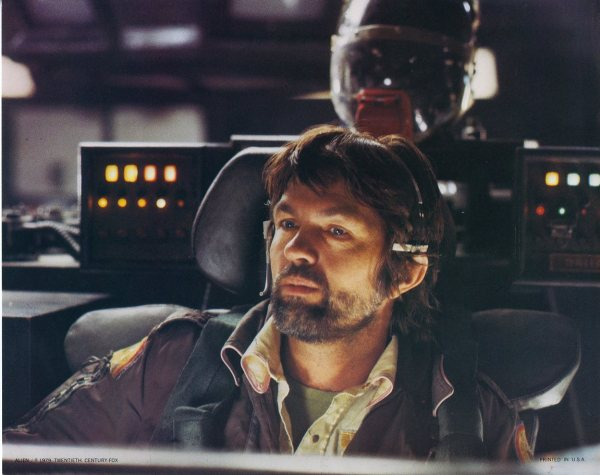 Alien - Tom Skerritt as Dallas