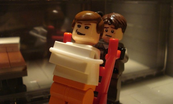 LEGO Silence of the Lambs