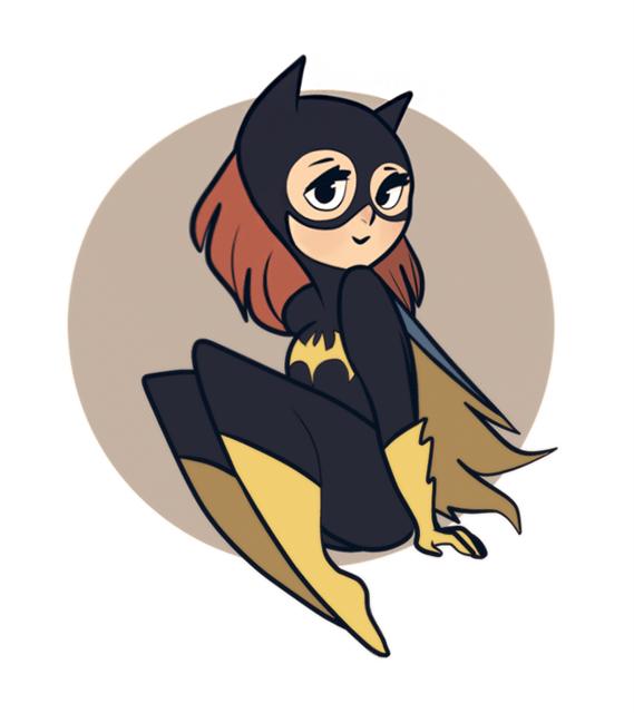 Batgirl by Karioks