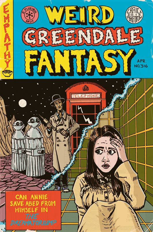 Weird Greendale Fantasy