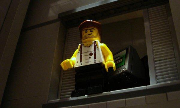 LEGO Die Hard