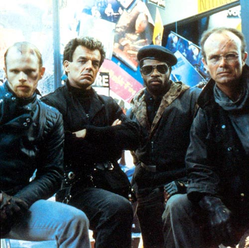 RoboCop Behind the Scenes Photo - Villains - Clarence Boddicker