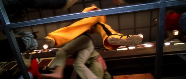 Kill Bill Easter Egg - The Bride's Shoes - Beatrix Kiddo - Uma Thurman - Fuck U