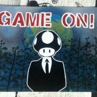 Anonymous Mushroom by ChucoRose [Super Mario Bros]