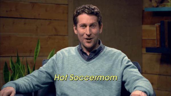 Comedy Bang Bang - Scott Aukerman - Hot Soccermom