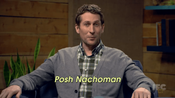 Comedy Bang Bang - Scott Aukerman - Posh Nachoman