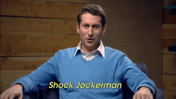 Comedy Bang Bang - Scott Aukerman - Shock Jockerman