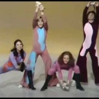 Ballet Zoom Dances with Cats [Weird 70s Dance Video]
