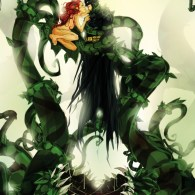 Poison Ivy & Batman: One Last Kiss by ChasingArtwork