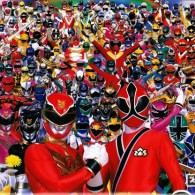 Epic Super Sentai Group Shot