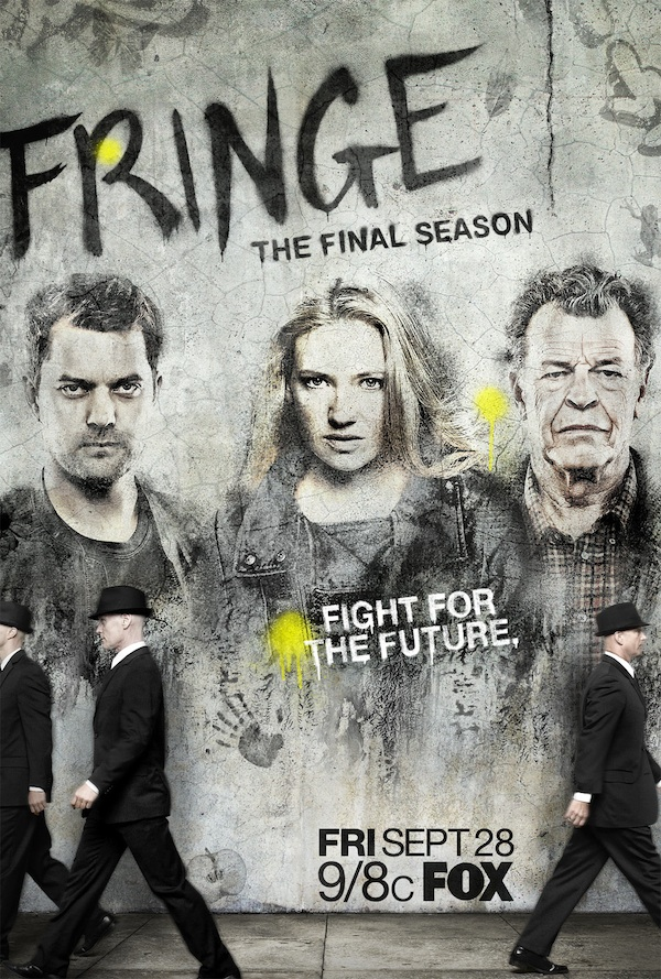 Fringe: Fight for the Future - Season 5 Poster - TV, Television, Sci-Fi, Fox