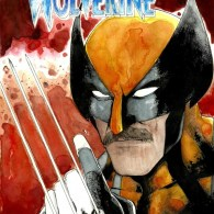Tom Selleck is Wolverine by Lasse Peuraniemi