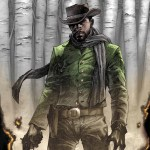 Jim Lee Variant Cover for Django Unchained Comic
