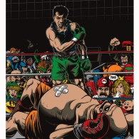 G.O.A.T.: Punch-Out!! Fan Art by ~APetrie74