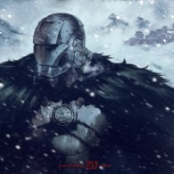 Game of Thrones x Iron Man Mashup: Lord Stark