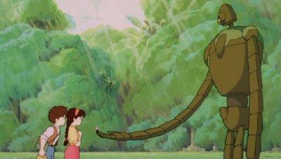 Laputa: Castle in the Sky - Hayao Miyazaki, Studio Ghibli, Anime, Robot