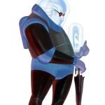 Batman Villain Mashup: FREEZEPENGUIN by Gingashi - Mr. Freeze x The Penguin