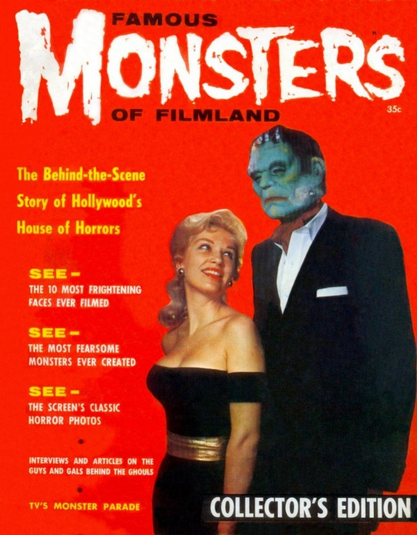 Famous Monsters of Filmland #1