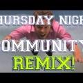 Community Returns Thursday Night [Remix by DJ Steve Porter]