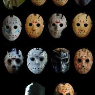 Evolution of Jason Voorhees' Mask in Friday the 13th