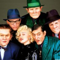 Dick Tracy Promo Photo: Flattop, Itchy, Influence, Pruneface, Big Boy Caprice, Breathless Mahoney