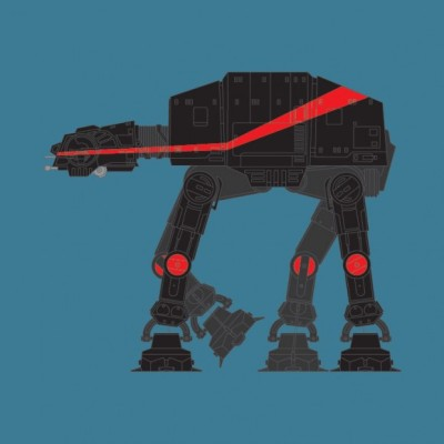 A-Team AT-AT - Star Wars