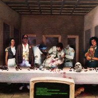 Alien Last Supper Painting - Last Supper of the Nostromo Crew