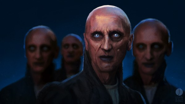 Pyat Pree, Warlock of Qarth, from the House of the Undying - Game of Thrones