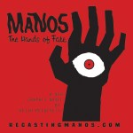Recasting Manos: The Hands of Fate grahpic novel by Keith McCaffety