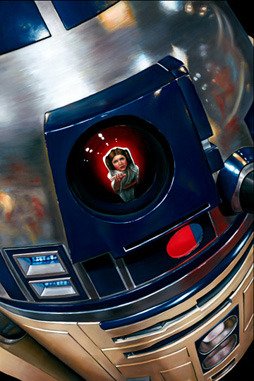 Artoo by Christian Waggoner - R2-D2 - Star Wars Art