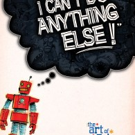 But I Can't Do Anything Else! The Art of Rob Schrab