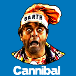 Barth: Cannibal - You Can't Do That on Television T-Shirt - Barth's Burgers - Nickelodeon