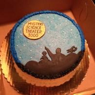 MST3K Cake