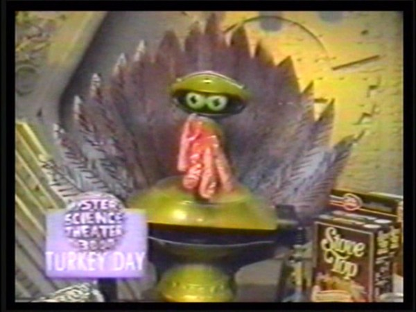 Crow Turkey Day 1992 - Mystery Science Theater 3000