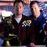 Joel and Mike on Mystery Science Theater 3000