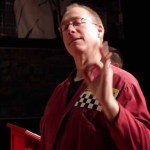 Chorus Sings Patrick Swayze Christmas with Joel Hodgson [MST3K]