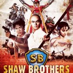 Shaw Brothers graphic by bandini