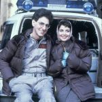 Harold Ramis and Annie Potts - Ghostbusters