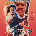 Killing American Style Poster - starring Robert Z'Dar and Jim Brown