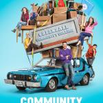 First poster for community season 6. Class Uncancelled. #CommunityLivesOn