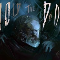 Hodor - Hold the Door Game of Thrones Art by Aaron Garcia