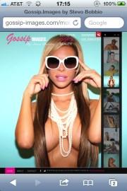 Gossip.Images.com Mobile Site