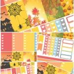 Fall/Halloween FREE Printable
