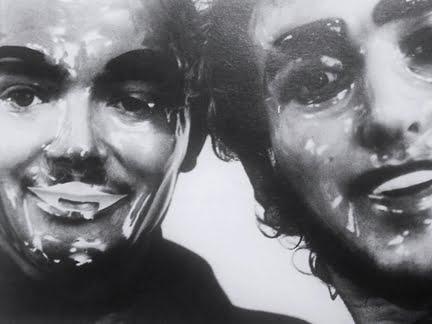 Daft-Punk clown face
