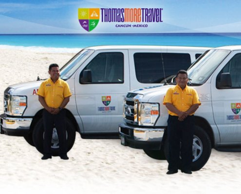 Book your Airport Transfer with Thomas More Travel